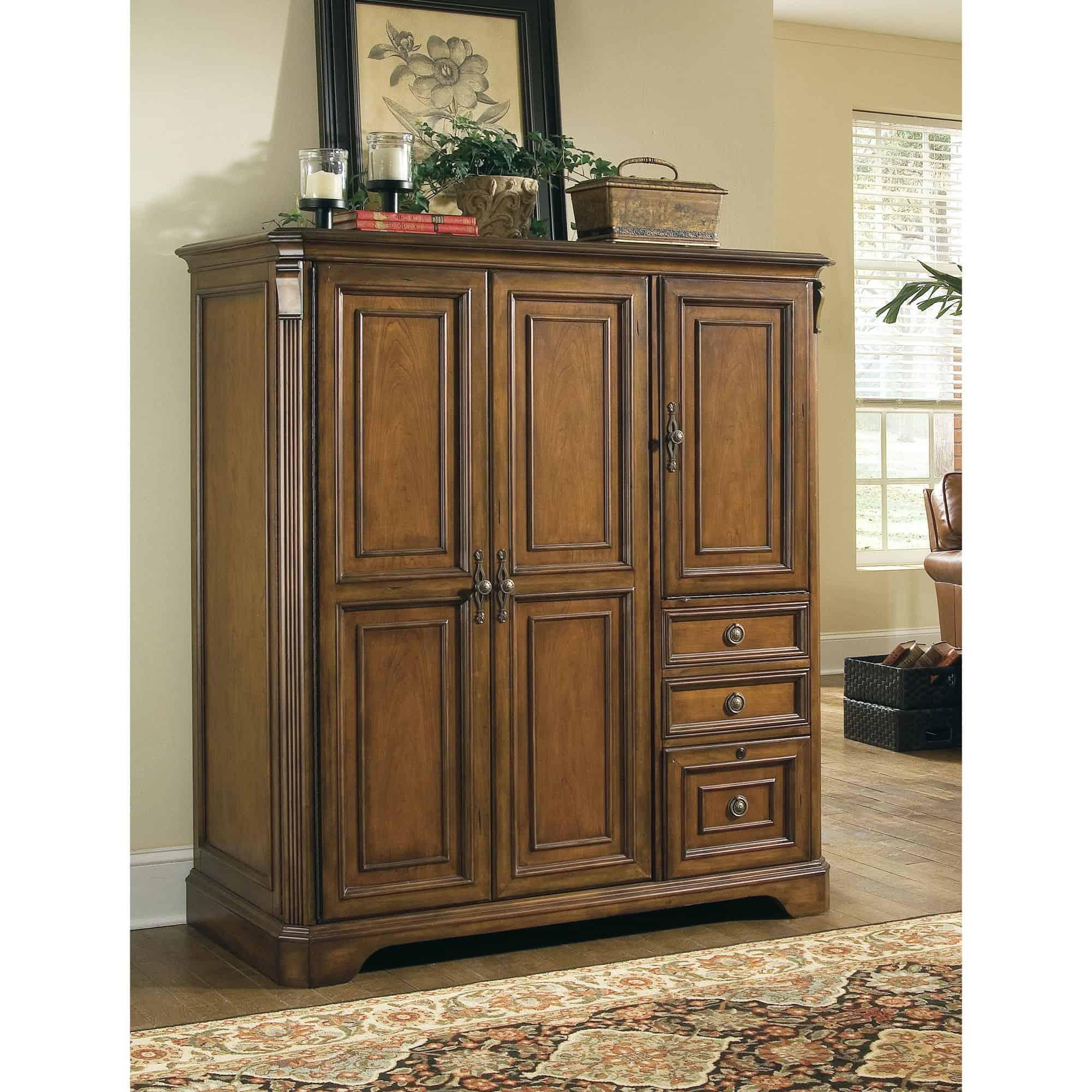 Brookhaven Kitchen Cabinets: Brookhaven Computer Cabinet 281-10-309