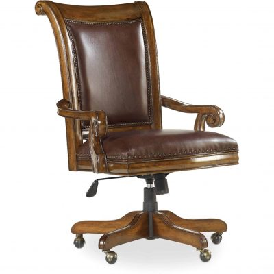 Tynecastle Tilt Swivel Desk Chair
