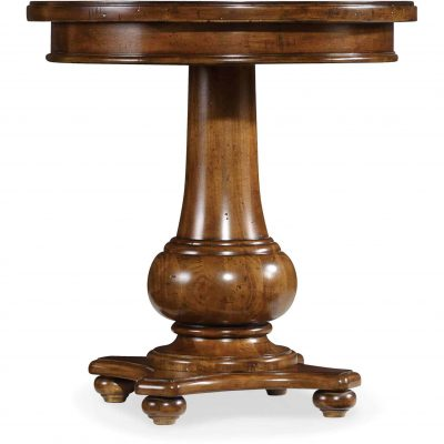 Tynecastle Round End Table