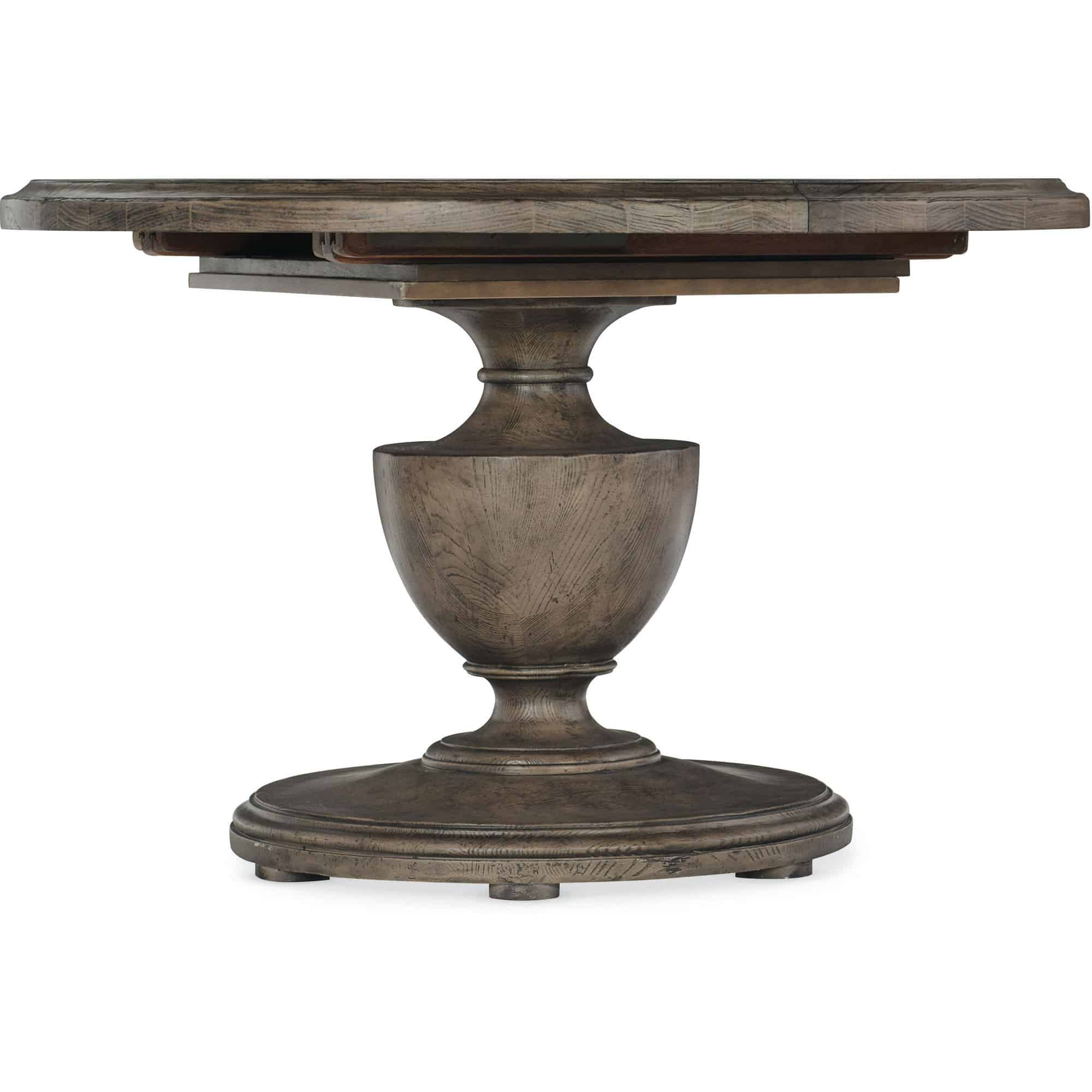 Picture of: Round Extendable Dining Table Furnishmyhome Ca