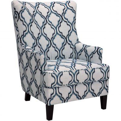 LaVernia Indigo Accent Chair