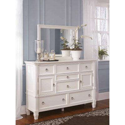 Prentice Dresser and Mirror