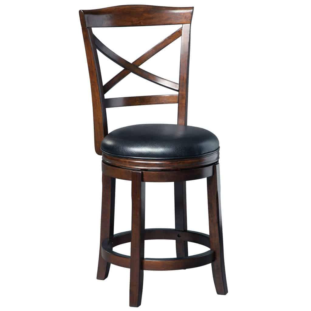 Admirable Porter Upholstered Swivel Barstool 2 Cn Furnishmyhome Ca Pabps2019 Chair Design Images Pabps2019Com