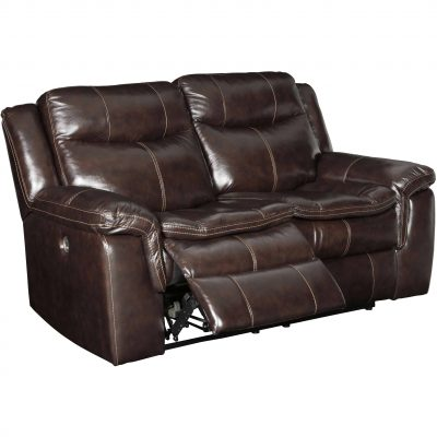 Lockesburg Canyon Reclining Power Loveseat